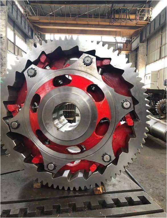 New Product Introduction of New Material Company -- Ratchet Rotating Frame