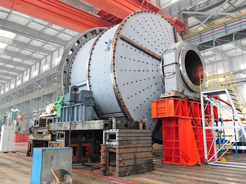 Autogenous Mill / Semi-Autogenous Mill