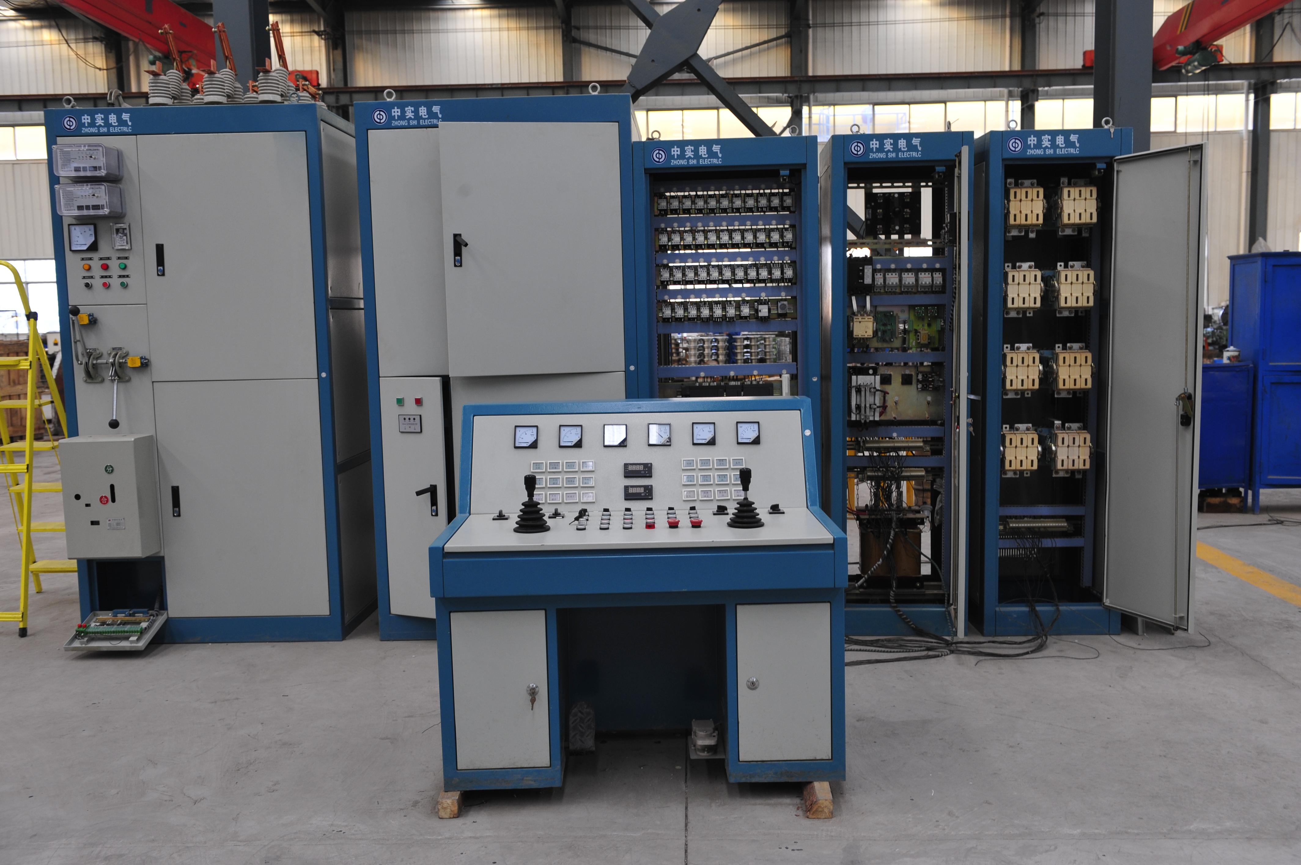 Hoist Electric Control Cabinet