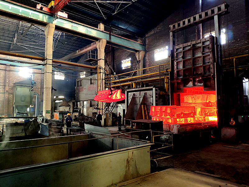 Work actively to improve productivity——the Special Steel Plant