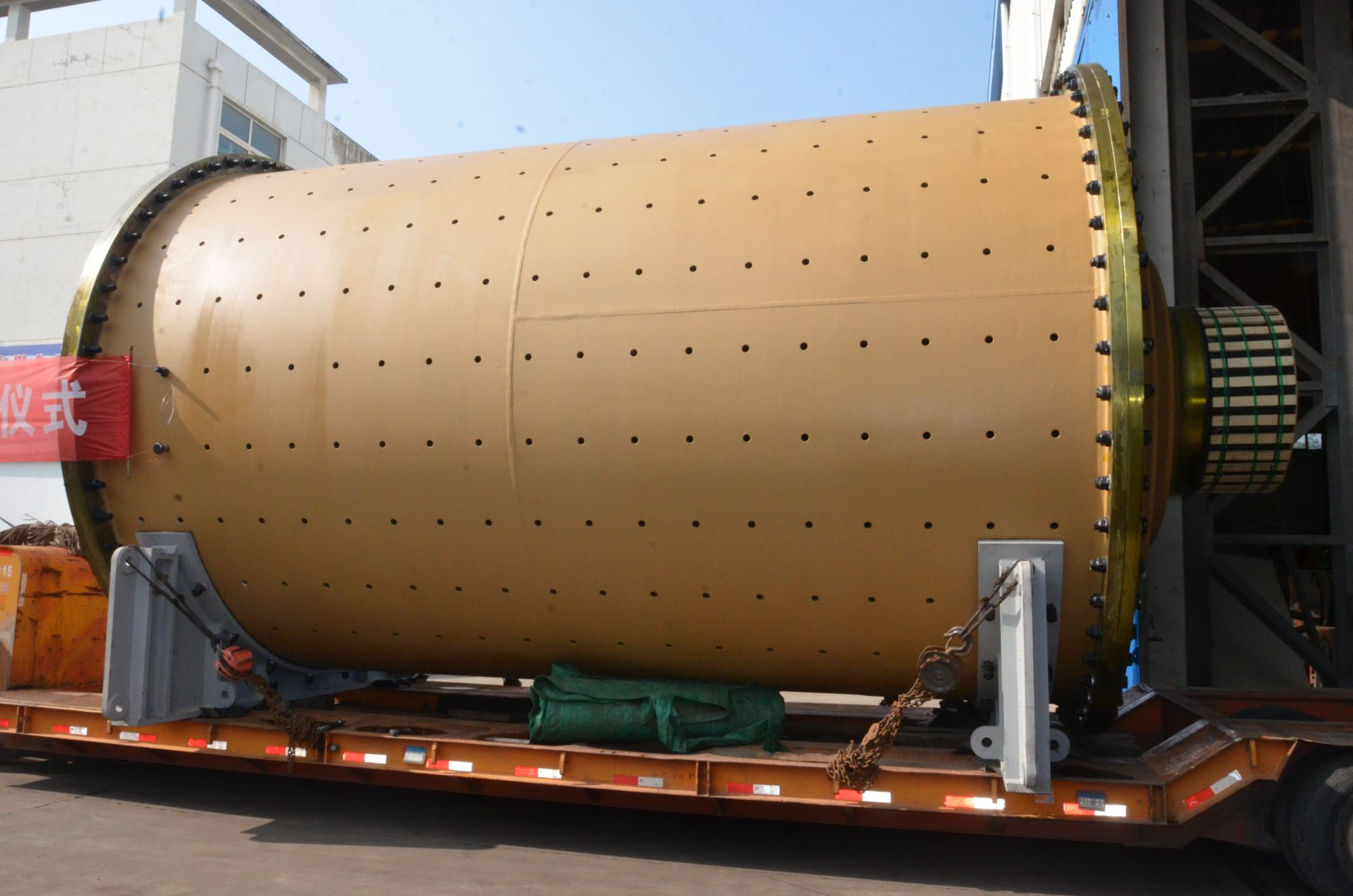 Successfully Delivery of Mill Project Exported to Australia